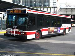 Toronto Transit Commission #7570 (vb5215's Transportation Gallery) Tags: toronto 2004 ttc transit orion commission vii