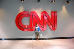 CNN Headquarters (ana_feliciano) Tags: news me tv eu headquarters international cnn hq