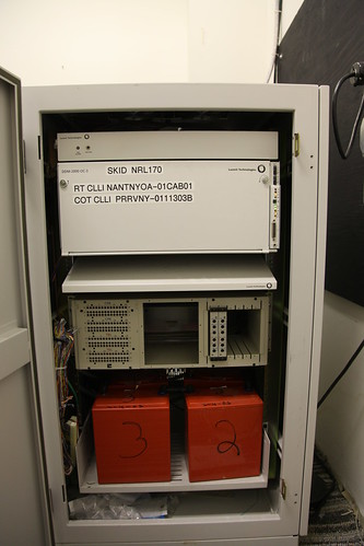 Verizon Fiber Muldem Cabinet Unlocked