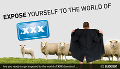 XXX Domain Name Advertising