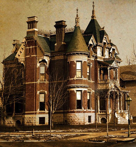 J.C. Wormer House, Detroit, MI