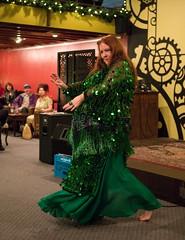 Tina Empol at Clockworks (OpalMirror) Tags: oregon dance belly tina bellydance salem clockworks rakssharqi tinaempol