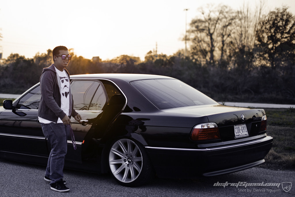 Randys Classy BMW 740il Sinned706 Tags Cars Canon 50mm Slam Texas Mark F14