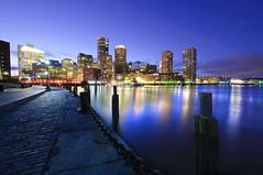 Boston-7853-PS (Will 46 and 2) Tags: longexposure nightphotography skyline digital bostonma bostonharbor nikond90 sigma1020f35