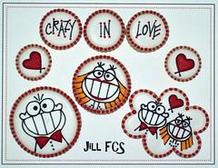 CrAzY in LoVe! (Jill FCS) Tags: love smile crazy heart valentine
