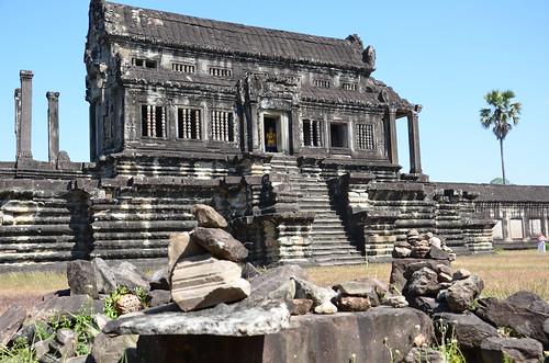 Side Buildings of Angkor Wat ©  Still ePsiLoN