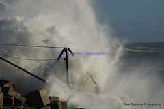 DSC00737 (Mark Coombes Photography) Tags: sea portland waves dorset rough