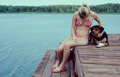 lake 2 011 (Photogore) Tags: portrait cute girl beauty fashion canon glamour women pretty arte teen 28 russian tamron glamourous 2875 50d photogore