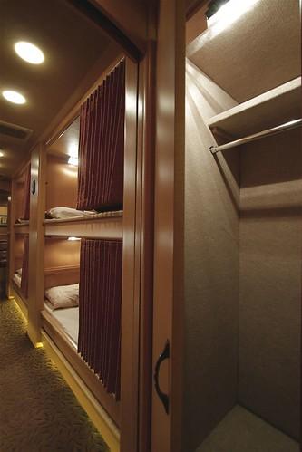 Chippewa - Closet & Bunk Hallway
