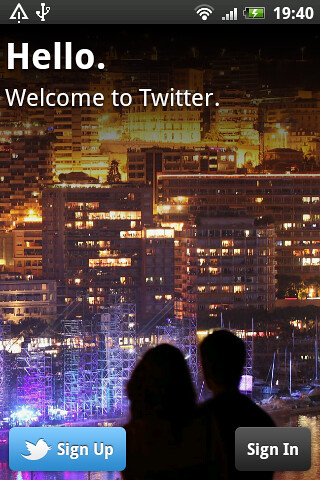Hello. Welcome to Twitter by dullhunk, on Flickr