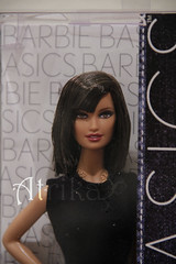Barbie Basics Black Label Model No. 02  Collection 002 (atrikaa) Tags: blacklabel barbiedoll barbiebasics modelno02 modelmusedoll collection002
