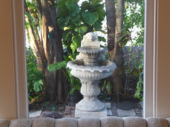 Fountain (Barefoot In Florida) Tags: fountain architecture landscaping