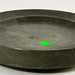 136. Antique Pewter Warming Plate