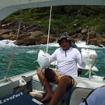 pescaria na ilha do bom abrigo