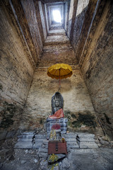 Buddha, Angkor Wat, Cambodia