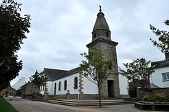 Erdeven - Church (Drriss & Marrionn) Tags: travel france church architecture buildings landscape brittany village bretagne westerneurope erdeven