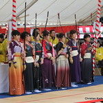 Toshiya Kyudo Archery Contest at Sanjusangendo Temple, Kyoto thumbnail