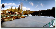 banjosa lake , pakistan (TARIQ HAMEED SULEMANI) Tags: winter pakistan tourism lakes tariq banjosalake concordians sulemani jahanian azadkashmirnorth