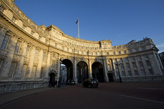 "Admiralty Arch • <a style=""font-size:0.8em;"" href=""http://www.flickr.com/photos/45090765@N05/6732100173/"" target=""_blank"">View on Flickr</a>"