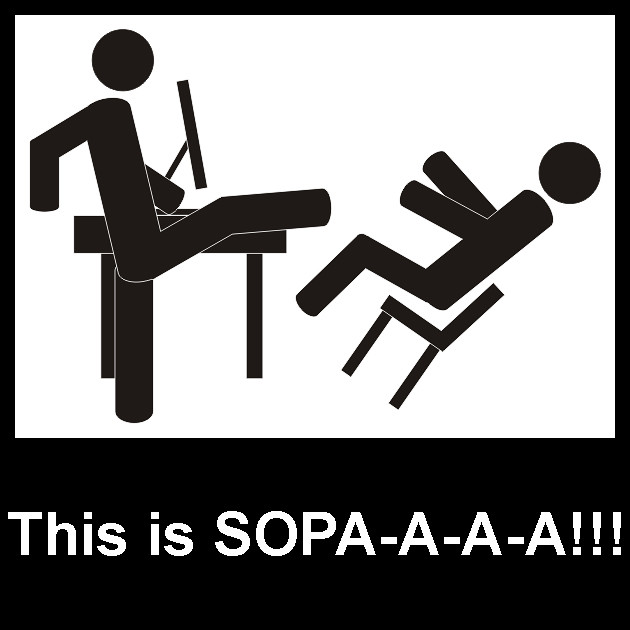 This is SOPA