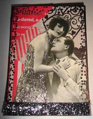 ATC The promise 230112 TRADED (ladychiara) Tags: love atc valentines swapbot vintageatcswapbot