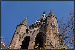 2011-10-22 Delft - Oude Kerk - 9 (Topaas) Tags: delft oudekerk oudedelft oudejan heiligegeestkerkhof sonya580 sonydslra580