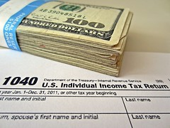 ID Theft and Fradulent Tax Returns in the US