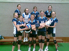 2008 Meisjes C1