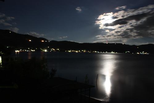 Luna en Coatepeque
