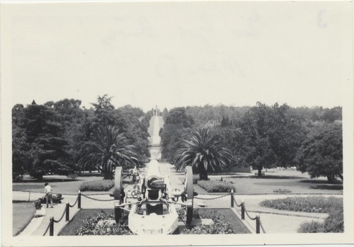 Johannesburg Zoo 1953