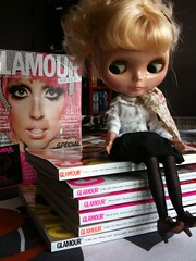 Olivia is Glamour: 5th Round