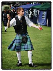 Irn Bru Boy (FotoFling Scotland) Tags: kilt perthshire event irnbru highlandgames pitlochry pitlochryhighlandgames
