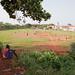 Football in Riboque. Sao Tomé.