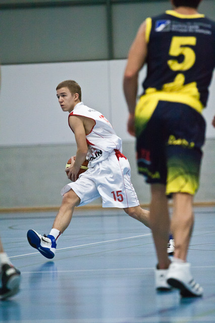 Swiss Central Basket - DDV Logano (1.2.2012)