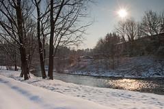 Lambro (s.cesana) Tags: winter sun snow ice nikon milano fiume neve nikkor inverno riflessi paesaggi brianza paesaggio controluce ghiaccio 1870 carate lambro agliate