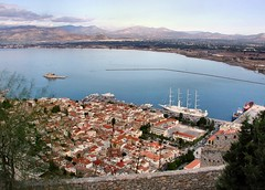 "The harbor at Nafplion, Greece • <a style=""font-size:0.8em;"" href=""http://www.flickr.com/photos/75865141@N03/6814705261/"" target=""_blank"">View on Flickr</a>"