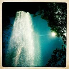 Milky Way (No Worries Mates...) Tags: australia waterfalls springbrooknationalpark