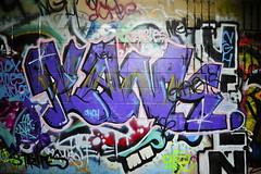 PLANK (STILSAYN) Tags: california graffiti oakland bay area plank 2012