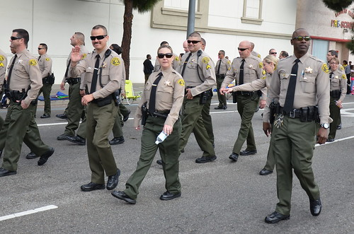 los angeles county sheriff department lasd deputies a photo on