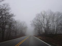 Take That Road (Cold417) Tags: fog dark eerie missouri
