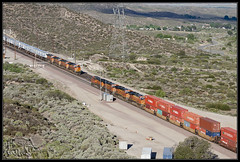 Meet at Summit (K-Szok-Photography) Tags: california canon trains socal transportation canondslr cajon railroads inlandempire cajonpass 50d canon50d nationaltrainday kenszok kszokphotography