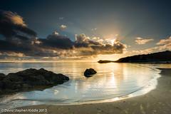 Calmness (Dave Kiddle) Tags: cloud beach wales nikon calm porthmadog northwales borthygest d700 nikond700 davekiddle nikkor1635