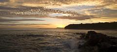 Shelley Beach Sunset