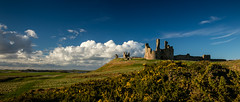 Dunstanburgh Castle - Flickr explore 23.03.2014 (S.R.Murphy) Tags: canon6d castle coastallandscape england englishheritage landscape lightroom5 march2014 northumberland ruins dunstanburghcastle panoramic panorama unitedkingdom heritage history historicalbuilding coast coastal heather cloud clouds sky northengland canon dslr leefilters wideangle canon24105mmf4l castleruin flickrexplore northumberlandlandscapesgeotagged gorse field hill greass grassland ngc