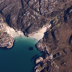 Two wee beaches on the Ross of Mull