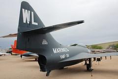 "Grumman F9F-4 ""Panther"" Bu.125183 (2wiice) Tags: panther grumman f9f4 grummanf9f4panther grummanpanther grummanf9f4 f9f4panther bu125183"