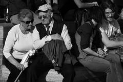 Festa dei Fiori, Navigli. Present and future (Ondeia) Tags: people milan love primavera persona spring milano couples persone amour future present amore nav presente futuro coppia navigli naviglio vecchio amanti milanese vecchiaia coppie comesaremo aswewillbe