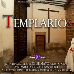 Ruta Templarios en Toledo (leytol) Tags: ruta tour toledo templarios