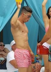 IMG_1636 (danimaniacs) Tags: shirtless man hot sexy guy armpit mexico hunk puertovallarta trunks swimsuit stud