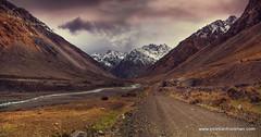 Pano Valle Juncal (puconex) Tags: chile vr ndg 2485mm regiondevalparaiso cordilleradelosandes paisajesdechile leefilters vallejuncal casillueve lentedekit canogallego